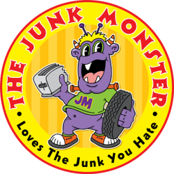Cartoon Monster Logo