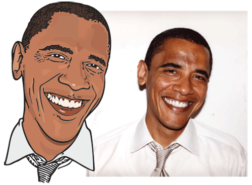 Hilarious Funny Barack Obama Cartoon