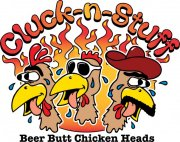 Chickens Cartoon Logo
