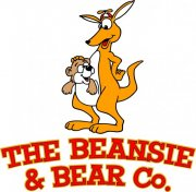 Cartoon Kangaroo Logo